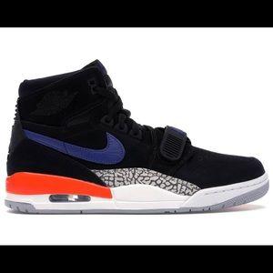 Brand New Mens Jordan 312 Legacy Knicks